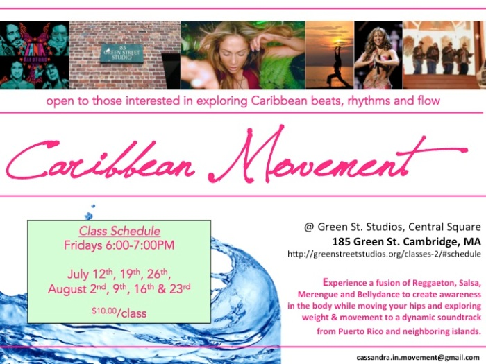 2nd Summer of Caribbean Movement
