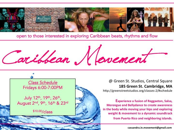2nd Summer of Caribbean Movement